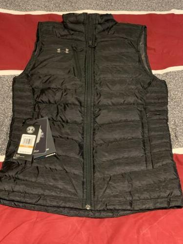 New Under Armour Men's Iso Down Sweater Vest - Size 3X-Large