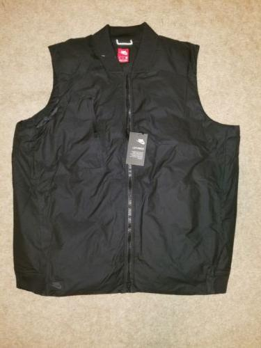 NEW NWT Sz 2XL XXL 866024 Nike Down Fill Quilted Men's Bombe