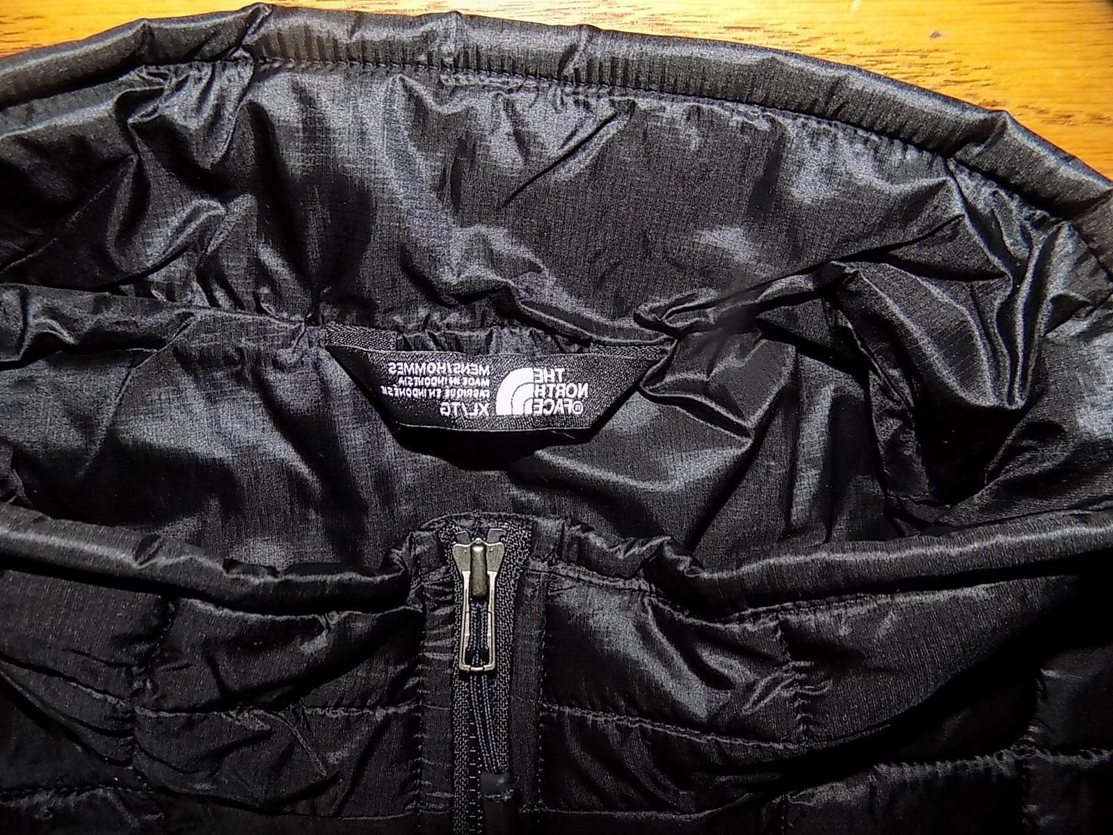 NWT The Men's ThermoBall TNF BLACK Size &