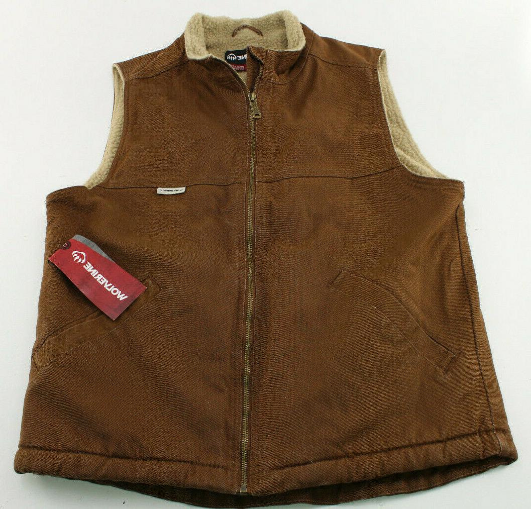 nwt men s upland vest mens sleeveless