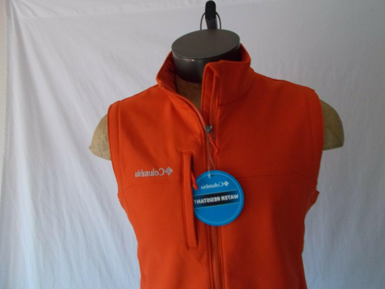 NWT Columbia REED EXS Resistant M-XL