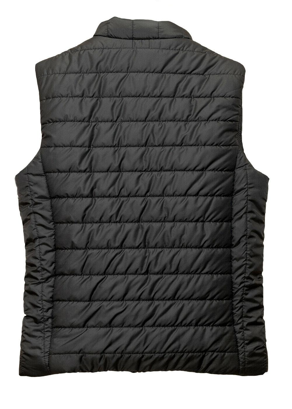 Puffer Vest Water Quilted Padded Winter