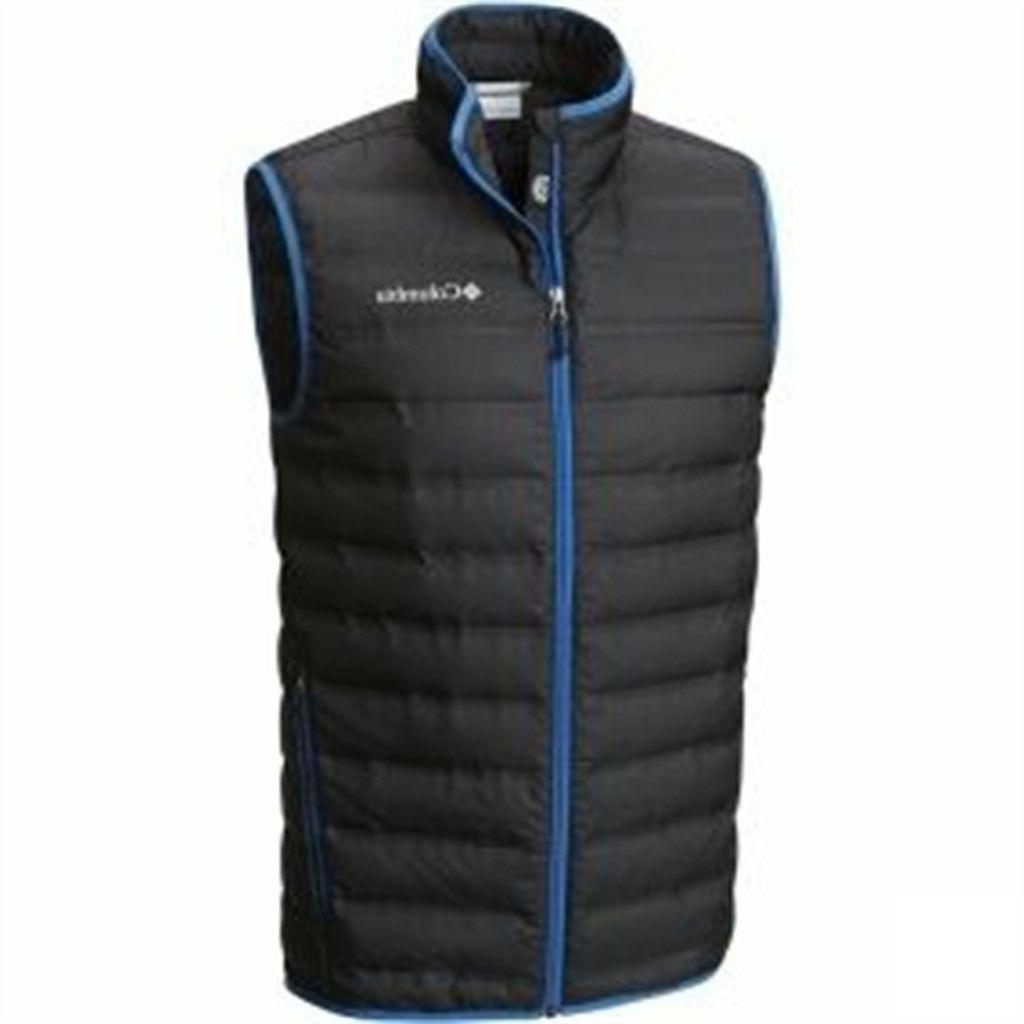 Columbia Sportswear Men's Lake 22 Down Vest 1737871-011 Blac