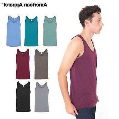 tank top tr408 men women plain sleeveless