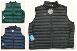 COLUMBIA LAKE 22 MEN'S QUILTED PUFFER VEST SIZES S,5X, 6X PA