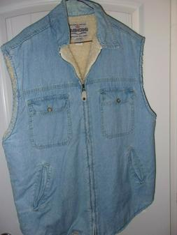 Local Pickup Las Vegas Only--Union Bay Denim Vest Pre-Owned