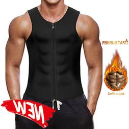 men gym neoprene sauna vest sauna ultra