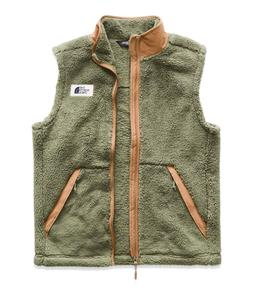 men s campshire vest large green