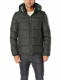 Tommy Hilfiger Men's Classic Hooded Puffer Jacket  - Choose