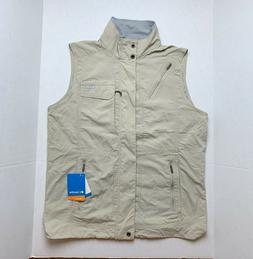 Men's Columbia Silver Ridge Fishing Vest Size Medium