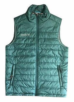 Columbia Men's Crested Butte II Omni Heat Puffer Vest 2017 X