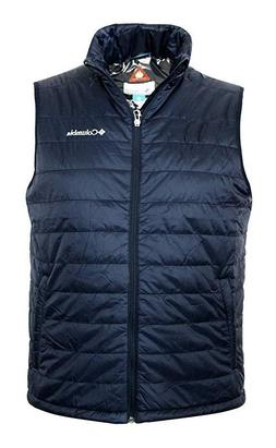 Columbia Men's Crested Butte II Omni Heat Puffer Vest