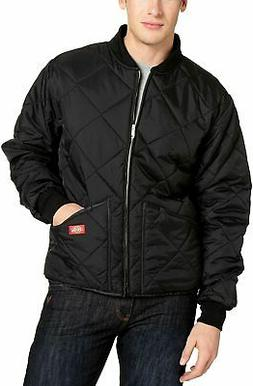 Dickies Men's Diamond Quilted Nylon Jacket Big-Tall - Choose