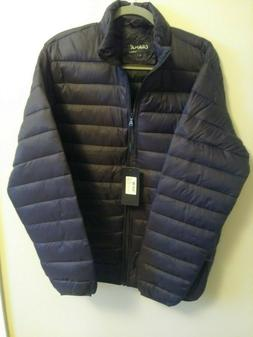 Chama Men's Down Puffer Jacket Bubble Ski Coat Quilted Padde