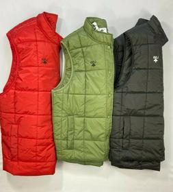 men s lifted research group quilted snap