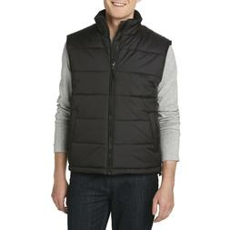 Men's Premium Zip Up Water Resistant Insulated Puffer Sport