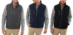 Orvis Men's Quilted Nylon Vest Durable Outer Layer All Sizes