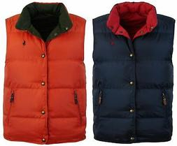 Polo Ralph Lauren Men's Reversible Down Puffer Vest - S M L
