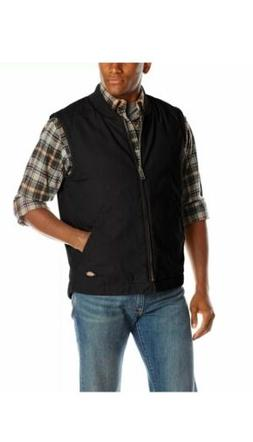 Dickies Men's Sanded Duck Insulated Vest 3X-Large XXL 3XL Bl