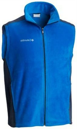 Columbia Men's Steens Mountain Full Zip Soft Fleece Vest 163