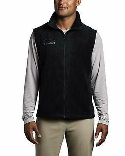 Columbia Men's Steens Mountain Full Zip Soft Fleece Vest, -