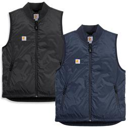 Carhartt Men's Vest Shop Quilted Lining Windproof S M L XL X