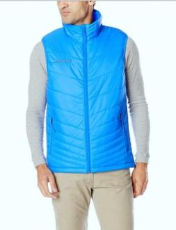 Columbia Mens M Mighty Light Vest Lightweight Omni Heat Warm