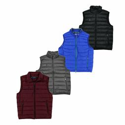 Polo Ralph Lauren Mens Puffer Vest Full Zip Sleeveless Jacke