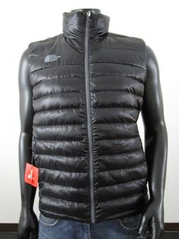 Mens TNF The North Face Flare FZ Packable 550-Down Puffer In