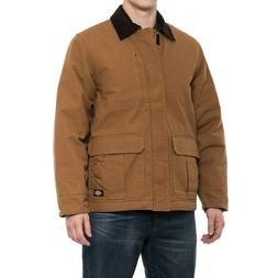 Mens XL Dickies Sanded Duck Jacket Insulated W Corduroy coll
