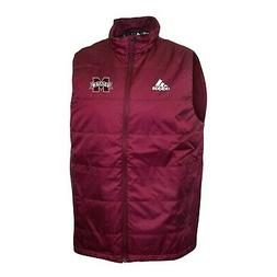 Mississippi State Bulldogs NCAA Adidas Men's Climawarm Maroo