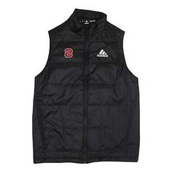 NC State Wolfpack NCAA Adidas Men's Climawarm Black Game Bui