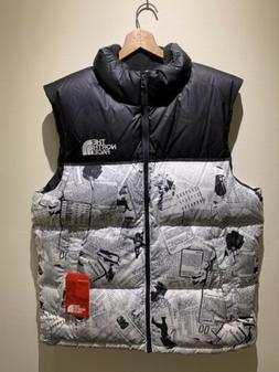 New $179 The North Face TNF Men's Lrg Novelty Nuptse Catal
