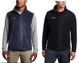 New $50 Columbia mens Big & Tall Granite Mountain full zip f