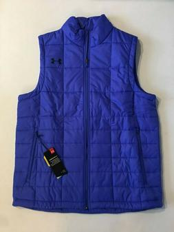 new armour insulated vest men s large