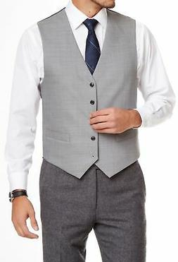 Tommy Hilfiger NEW Gray Mens Size Small S Modern Fit Suit Se