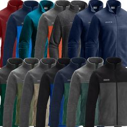 "New Mens Columbia ""Steens Mountain 2.0"" Full Zip Fleece Swea"