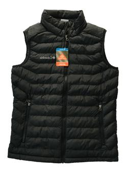 NEW Columbia White Out II Omni Heat Shield Men's Vest ALL SI