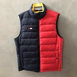 NWT Tommy Hilfiger Men's Puffer Warm Fashion Reversible Down