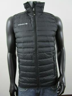 NWT Mens Columbia Mckay Lake 650-Down Vest Insulated Puffer