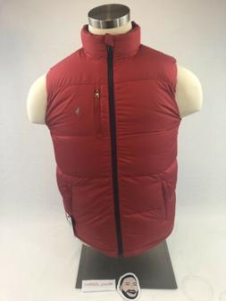 NWT Polo Ralph Lauren Reversible Down Puffer Vest Mens Size