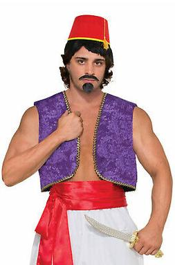 Forum Novelties Mens Purple Genie Costume Vest