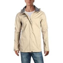 REI Co-op Mens Rainer Tan Spring Raincoat Outerwear Big & Ta