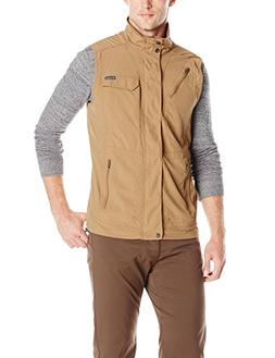 Columbia Men's Silver Ridge Vest, Delta, Medium