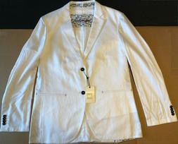 Robert Graham Sport-Coat Blazer 40R lightweight Thin Jacket