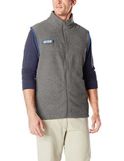 Columbia Sportswear Men's Harborside Fleece Vest, Cool Grey/