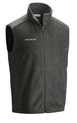 Columbia Steens Mountain Full Zip Men's Fleece Vest Size XXL