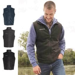 Columbia Steens Mountain Full Zip Men's Fleece Vest, 163926