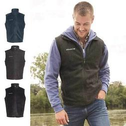 Columbia Steens Mountain Full Zip Mens Fleece Vest - 163926