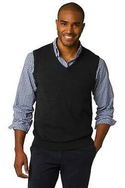 Port Authority SW286 Men's Sweater Vest NEW